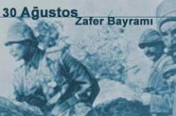 ŞAN OLSUN BAĞIMSIZLIĞIN MÜJDECİSİ 30 AĞUSTOS ZAFERİ'NE! ŞAN OLSUN 30 AĞUSTOS ZAFERİ'Nİ YARATANLARA!  Bugün 30 Ağustos Dumlupınar (Başkomutanlık) Meydan Savaşı'nın-Zaferi'nin 89'uncu yıldönümünü kutluyoruz. 26 Ağustos 1922 yılında başlayıp 30 […]