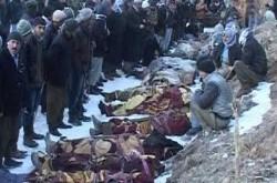 Gün Kürt ve Türk Halkı arasına düşmanlık tohumları ekenAB-D Emperyalistlerine ve yerli satılmışlara karşı mücadeleyi yükseltme günüdür Yıl 1943. Katliam yeri Van'ın Özalp İlçesi. Savunmasız 33 can kurşuna dizildi. Kürt […]