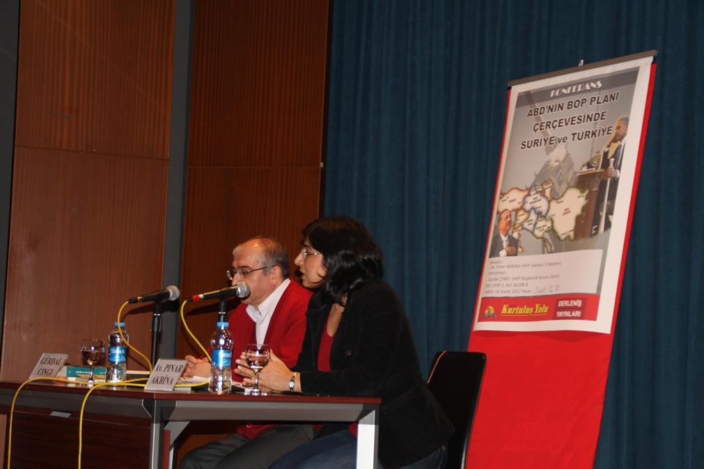 """Derleniş Yayınları ve Kurtuluş Yolu Gazetesi Kadıköy'de okuyucularla buluştu Kadıköy Belediyesinin """"Kadıköy Kitap Günleri"""" adı altında 6 yıldır düzenlediği fuarda Derleniş Yayınları olarak yer aldık. 13-16 Aralık'ta dört gün […]"""