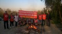 Türkiye İşçi Sınıfı Mücadelesine onlarca işgal, grev ve direniş armağan eden DİSK/Nakliyat-İş Sendikası bu kez de İstanbul Hadımköy'de bulunan Zet Farma Lojistik işçilerini örgütleyerek şanlı bir direniş daha başlattı. Zet […]