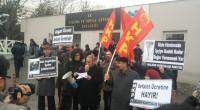 Ankara 30 Aralık günü 2015 yılı Asgari Ücreti belirleme toplantısını protesto etmek amacıyla Çalışma Bakanlığı önündeydik. Çankaya İlçe Başkanımız Bayram Karkın'ın okuduğu basın açıklamasında, Asgari Ücretin sefalet ücreti olduğunu haykırdık. […]