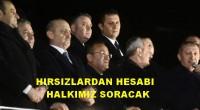 """Bir yıl önce Cumhuriyet tarihinin en büyük hırsızlık ve yolsuzluğu ortaya çıktı. Türkiye'yi 12 yıldan bu yana birlikte yöneten Tayyipgiller hükümeti ve cemaatin ittifakı, """"paylaşım"""" kavgası nedeniyle bozuldu. Memleketi ve […]"""