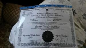 Tayyip Diploma