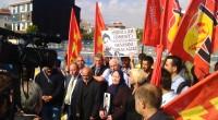 Hatay Armutlu'da Gezi eylemleri sırasında polis tarafından başından vurularak katledilen Abdullah Cömert'in davasının 5. Duruşması Balıkesir Adliyesi'nde 9 Ekim Cuma günü görüldü. HKP İzmir İl Örgütü olarak davanın başından beri […]