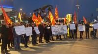 HKP, Artvin Cerattepe'deki doğa katliamına karşı günlerdir çetin bir direniş sergileyen Artvin halkının sesine İzmir'den ses kattı. AKP'giller'in doğa ve halk düşmanlığını teşhir etmek, Artvin halkının şanlı direnişini selamlamak için […]
