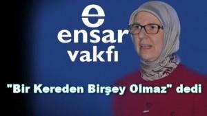 ensar_vakfı_Sema Ramazanoğlu_HKP.