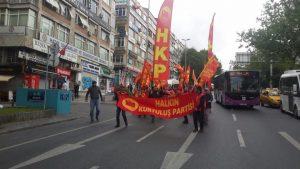 1 Mayıs 2016 Beşiktaş