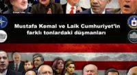"""Birincisi, açık oynadı ömür boyu. Hiçbir zaman CHP'ye oy vermedi, transferine kadar. Mustafa Kemal'e azgın bir kin ve nefretle saldırdı, """"Kefere Kemal"""" diye. Sorosçu Kemal tarafından bulunup transfer edildi CHP'ye. […]"""