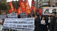 Asgari Ücreti, Taşeron Yasasını ve yeni çıkarılan KHK' yi protesto ettik Halkın Kurtuluş Partisi İstanbul İl Örgütü olarak yeni çıkarılan İç Savaş kışkırtıcılığı yapan KHK'leri, Taşeron Yasasını ve Sefalet Ücreti […]