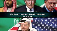 Cemal Kaşıkçı cinayeti bir kez daha kesin biçimde ortaya koymuştur ki; ne ABD Emperyalist Haydut Çakalının, ne de onun Ortadoğu'daki sadık taşeronları olan, insanlık düşmanı Suudilerin ve de Kaçak Saraylı […]