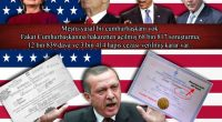 """Meşru-yasal bir Cumhurbaşkanı yok. Fakat """"Cumhurbaşkanına Hakaret""""ten açılmış 68 bin 817 soruşturma, 12 bin 839 dava ve 3 bin 414 hapis cezası verilmiş karar var Kimse alınıp darılmasın… Ergun Poyraz'la […]"""