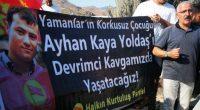 Ankara: Faşist cellâtlarca katledilen Mahmut-İbo-Sadi ve Engin Yüzbaşığlu Yoldaşları mezarları başında andık 41 yıl önce, faşistlerden kurtardıkları mahalleleri Şentepe'de bulunan saz evinde Pol-Bir'li faşist polisler tarafından korkakça pusuya düşürülüp katledilenMahmut-İbo-Sadi […]