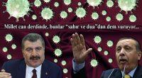 """Ey hainler haini AKP'giller İktidarı! Bu Korona belasının ilk ortaya çıktığı tarih olan 10 Aralık 2019'dan 5 Mart 2020'ye kadar hemen hiçbir tedbir almadan bekledin. Daha doğrusu, gâh """"Zalim Esed […]"""