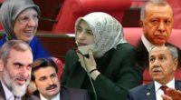 """AKP Grup BaşkanvekiliÖzlem ZenginMecliste yaptığı konuşmada,""""Bu ülkede AK Parti gelene kadar 'kadın' kelimesinin adı yoktu Türkiye'de""""dedi. AKP iktidarı döneminde kadınlar hakkındaki söylenenlere bakalım öncelikle; """"Kadına şiddet abartılıyor.""""Recep Tayyip Erdoğan. """"Ben […]"""