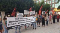 Kurtuluş Partili Kadınlar olarak, Pınar Gültekin'in katledilmesini, Fatma Altınmakas'ın eşi tarafından aile meclisi kararıyla öldürülmesini ve tüm kadın cinayetlerini, çocuk istismarlarını, canlılarımıza yapılan saldırıları protesto etmek amacıyla Kadıköy Süreyya Operası […]