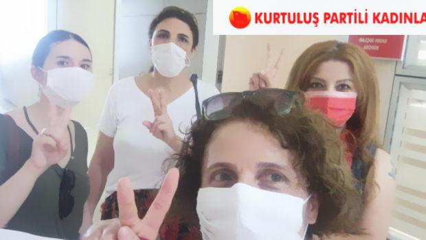 ABD-AB Emperyalistleri tarafından halkımızın başına musallat edilen AKP'giller iktidarında adeta bir kadın katliamı yaşanıyor ülkemizde! Eziliyor, sömürülüyor, horlanıyor; yetmiyor katlediliyor kadınlarımız! Muğla'da Pınar Gültekin'in vahşice katledildiği gün öldürülen kadın sayısı […]