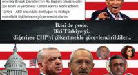 Tayyipgiller; İdrakı, Ahlâkı, Adalet Duygusunu yok etti… İnsanı çürüttü… Sorosdaroğlu Kemal nam Hafız ve avanesiyse CHP'yi çürüttü. Enkaza çevirdi… Ey CHP'ye umut bağlamış içtenlikli fakat düşünemez duruma düşürülmüş bilinç yoksulu […]