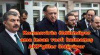 """Atalar sözüdür,""""herşeyin bir anası vardır günahın anası da yalan"""". AKP'giller kadar bu günaha batan, Türkiye Tarihinde başka kimseler, başka bir hükümet, başka bir parti, parti lideri yoktur. Dünya tarihine bakılırsa […]"""