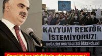 Bugün Türkiye'de onlarca üniversitede AKP'giller'in Kaçak Saraylı Reis'i tarafından atanan ve AKP'li olduğu tüm kamuoyu tarafından bilinen insanlar rektörlük yapıyor. AKP'giller'in gençlik üzerinde baskı kurmak, üniversiteleri bilim yuvaları olmaktan çıkartıp […]