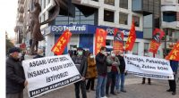 """HKP İzmir İl Örgütü olarak """"Asgari Ücret"""" adı altındaki Sefalet Ücreti görüşmelerini ilk olarak Komisyon toplantılarının başladığı 4 Aralık'ta Aile ve Sosyal Hizmetler İl Müdürlüğü önünde protesto etmiş, 16 Aralık […]"""