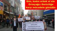 İstanbul Sözleşmesi'nden çekilen AKP'giller'in kadın düşmanlıklarına karşı Kurtuluş Partili Kadınlar Türkiye'nin dört bir yanında eylemlere devam ediyor İzmir'den Kurtuluş Partili Kadınlar olarak AKP'giller'in İstanbul Sözleşmesi'nden çekilmesini protesto ettik İzmir'den Kurtuluş […]
