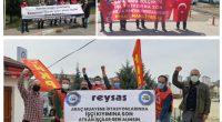 Muğla/Çınartaş Direnişi: Halkın Kurtuluş Partisi İzmir İl Örgütü olarak 346 gündür direnişte olan Muğla Çınartaş İşçilerini ziyaret ettik, bir kez daha dayanışma duygularımızı dile getirdik. Muğla'da Kömürcüoğlu/Çınartaş patronları tarafından kanunsuz […]