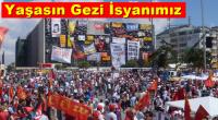 Gezi İsyanı'mızın sekizinci yılındayız. Kimilerinin dediği gibi Gezi İsyanı'mız; ne iki-üç ağaç meselesiydi ne de bir darbeydi. Evet, Gezi Parkı Direnişi'miz insanlarımızın, halkımızın ne denli doğaya, çevreye duyarlı olduğunu tüm […]