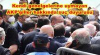 Halka gelince cenazenizi 30 kişi ile kaldırın, yoksa ceza keseriz; AKP'giller'e gelince cenaze törenleri kalabalık yüzlerce, her şey serbest. İçişleri Bakanlığı bir genelge yayınlıyor. Sokağa çıkmak yasak, ceza. Parkta yalnız […]