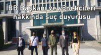 Tayyip Erdoğan'ın, arşivde bulunması gereken diplomasını talep ettiğimiz İBB'den ret cevabı gelmesi üzerine İBB Başkanı ve yöneticileri hakkında suç duyurusunda bulunduk Halkın Kurtuluş Partisi olarak 18.05.2021 tarihinde İstanbul Büyükşehir Belediyesine […]