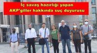 ABD Emperyalistleri tarafından iktidar koltuğuna oturtularak 19 yıldır Türkiye Halkının başına bela edilen AKP'giller, kullanım sürelerinin dolduğunun farkında oldukları için iktidardan tekerlenmemek için her türlü suçu işlemekte, manevraya başvurmaktadır. AKP'giller'in […]