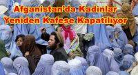 Sosyalist Necibullah iktidarının ABD-AB Emperyalistlerinin desteği ile devrilmesinden sonra kafese kapatılmış kadınların ülkesi haline gelen Afganistan'da, Ortaçağcı caniler örgütü Taliban geçtiğimiz günlerde başkent Kabil'i yeniden ele geçirdi. Yaklaşık 20 yıldır […]