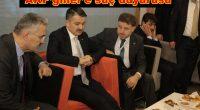 Birden fazla Kamu Kurumundan maaş alarak Halkın hakkını gasp eden AKP'giller haberleri artık olağan hale geldi. AKP'giller; Milletvekili, Bakan eskilerini Belediye Başkanı yapıyor, Kamu Kurumlarının başına Genel Müdür olarak atıyor, […]