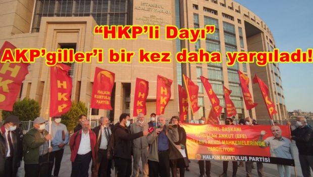 """İstanbul (Çağlayan) Adliyesi 48'inci Asliye Ceza Mahkemesinde dün (14.10.2021 günü) görülen dava; """"doğuran tencere"""" misali, başka bir davanın (gene """"olmayan Cumhurbaşkanına hakaretten"""" açılan, İstanbul 2'nci Asliye Ceza Mahkemesinde görülen ve […]"""
